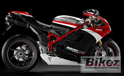 2010 Ducati 1198 S Corse Special Edition photo