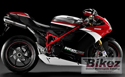 2010 Ducati 1198 R Corse Special Edition photo