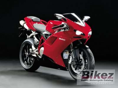 2010 Ducati 848 specifications and pictures
