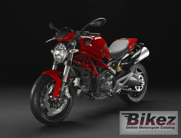 2011 Ducati Monster 696 photo