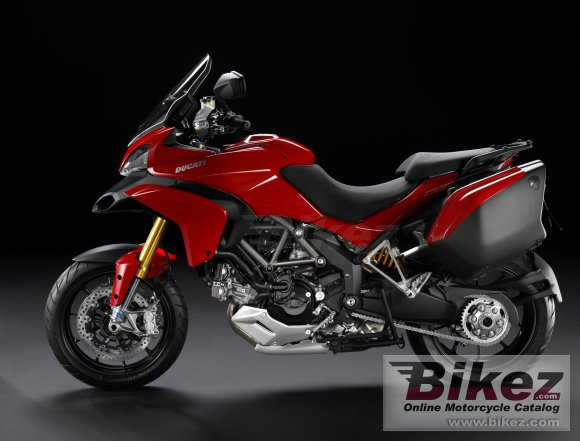 2011 Ducati Multistrada 1200 S Touring photo