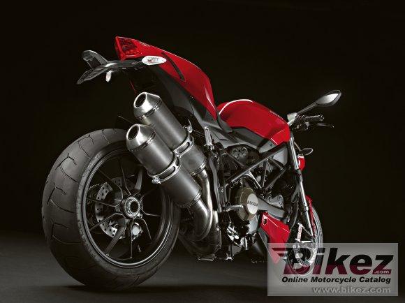 2011 Ducati Streetfighter