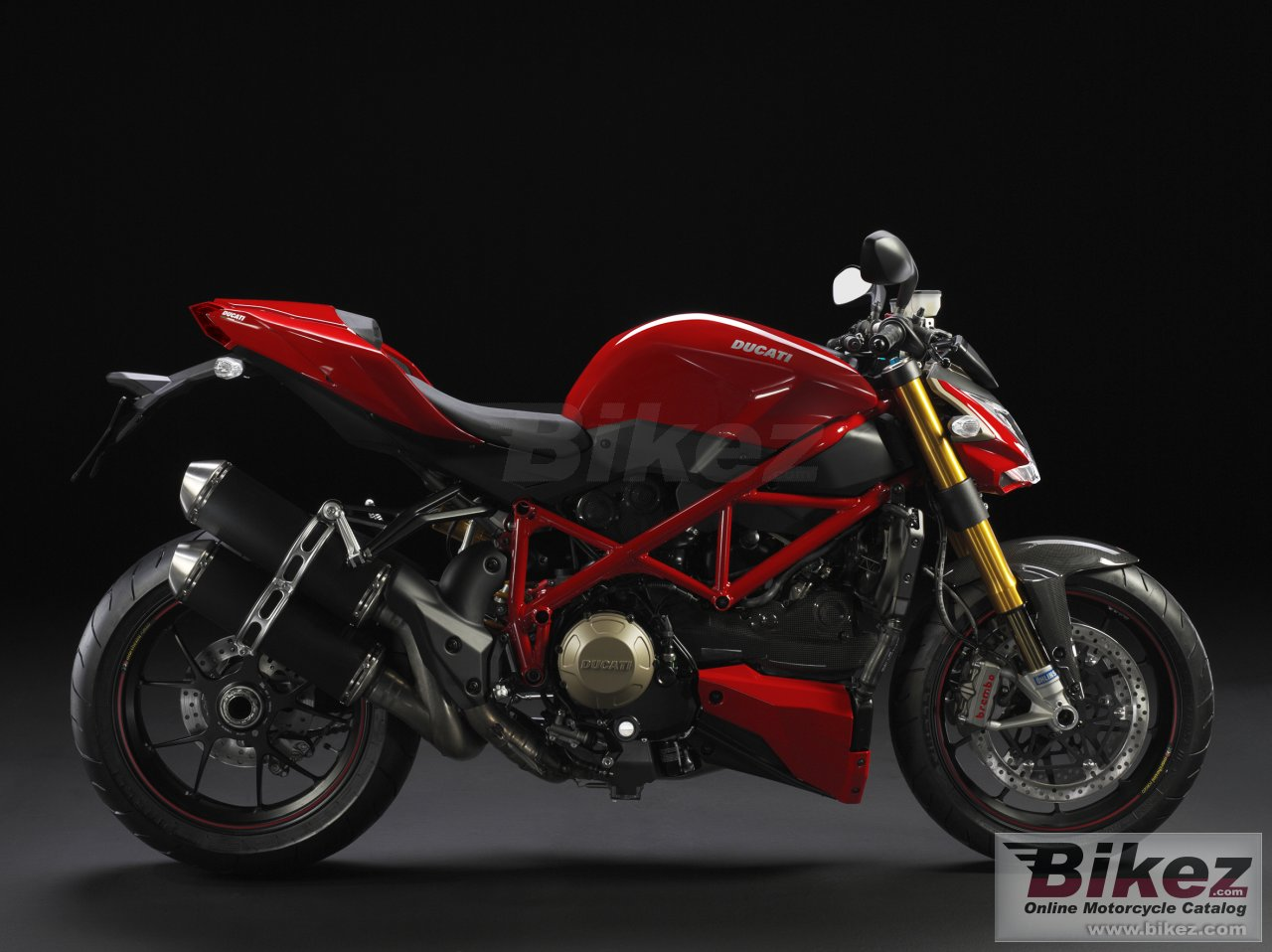 Big Ducati streetfighter s picture and wallpaper from Bikez.com