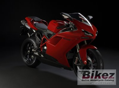 2011 Ducati Superbike 848 Evo photo