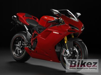 2011 Ducati Superbike 1198 SP photo