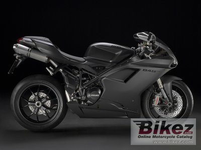 2011 Ducati Superbike 848 Evo Dark photo