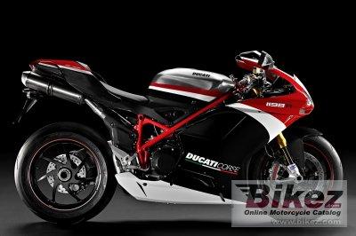 2011 Ducati Superbike 1198 R Corse SE