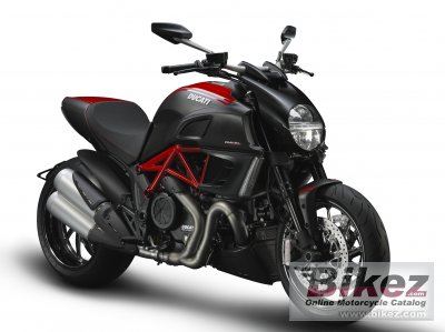 2012 Ducati Diavel Carbon photo