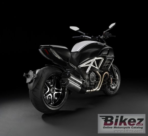 2012 Ducati Diavel AMG photo