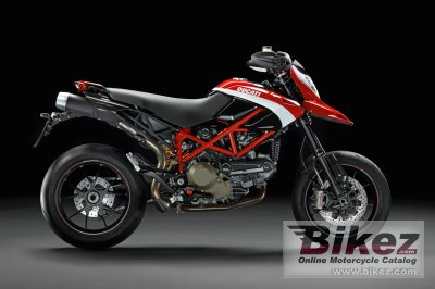 2012 Ducati Hypermotard 1100 Evo SP photo