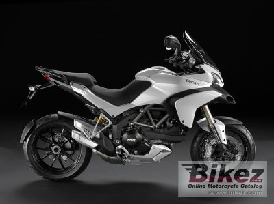 2012 Ducati Multistrada 1200 photo