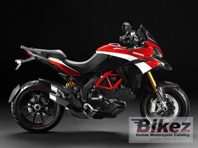 2012 Ducati Multistrada 1200 S Pikes Peak photo