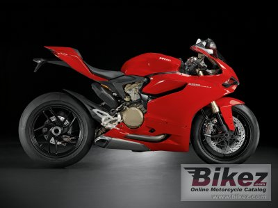2012 Ducati 1199 Panigale photo