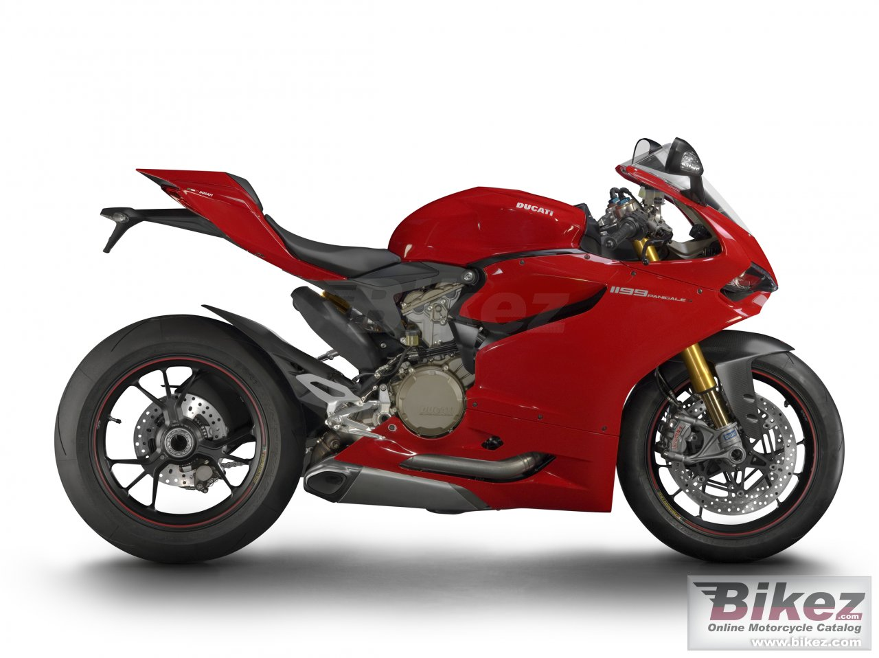 Big Ducati 1199 panigale s picture and wallpaper from Bikez.com