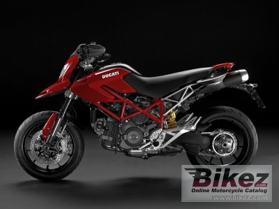 2012 Ducati Hypermotard 1100 Evo specifications and pictures