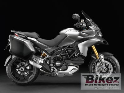 2012 Ducati Multistrada 1200 S Touring specifications and pictures