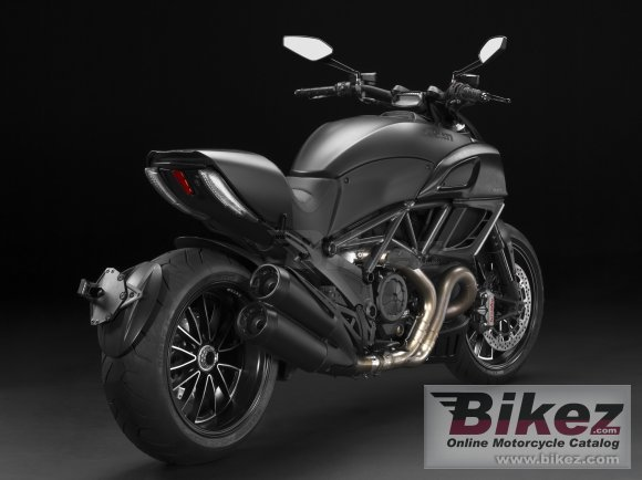 2013 Ducati Diavel Dark photo