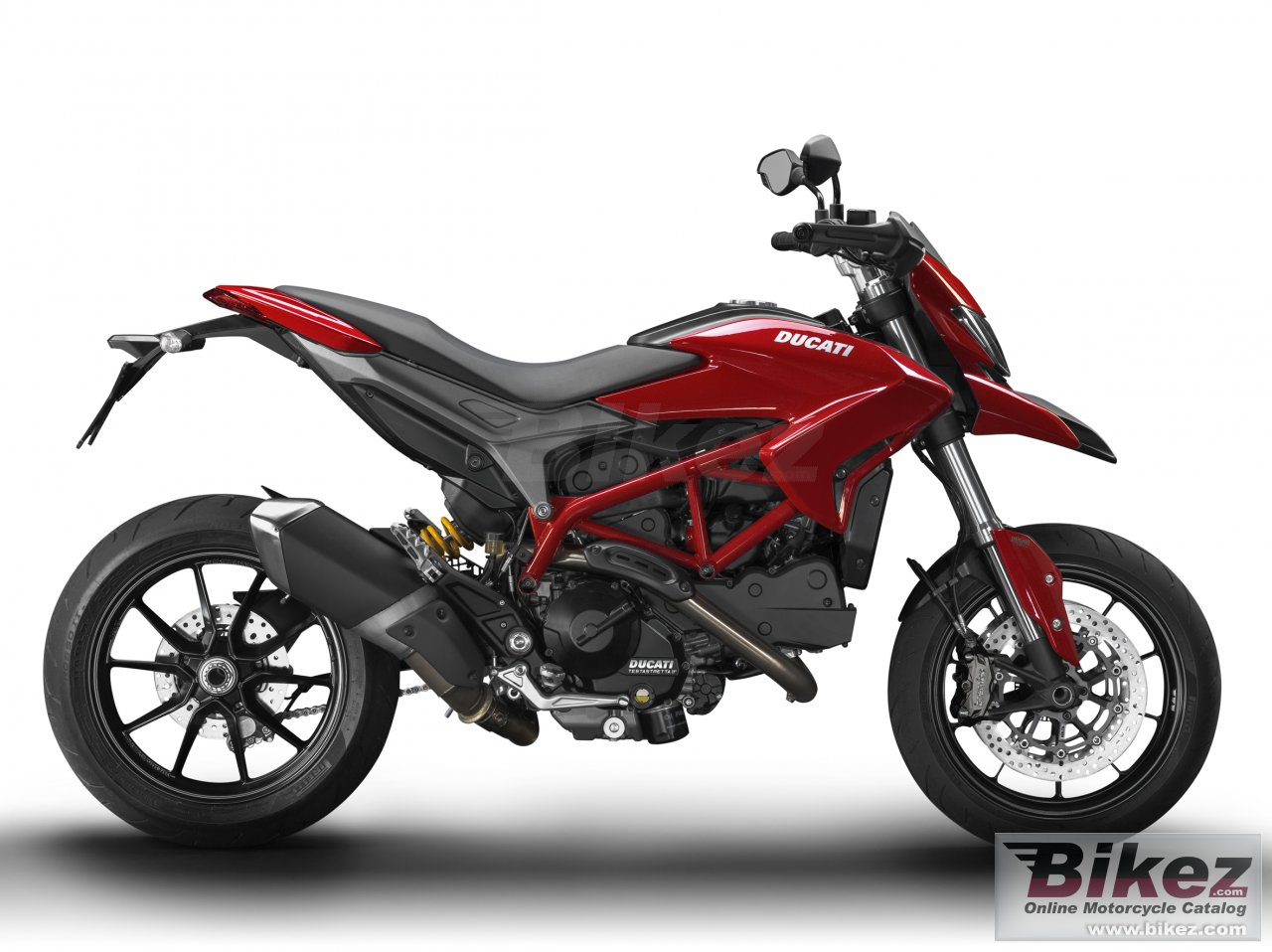 Big Ducati hypermotard picture and wallpaper from Bikez.com