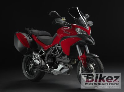 2013 Ducati Multistrada 1200 S Touring photo