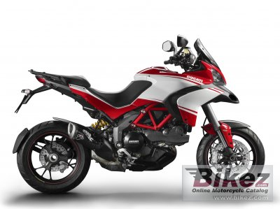 2013 Ducati Multistrada 1200 S Pikes Peak photo