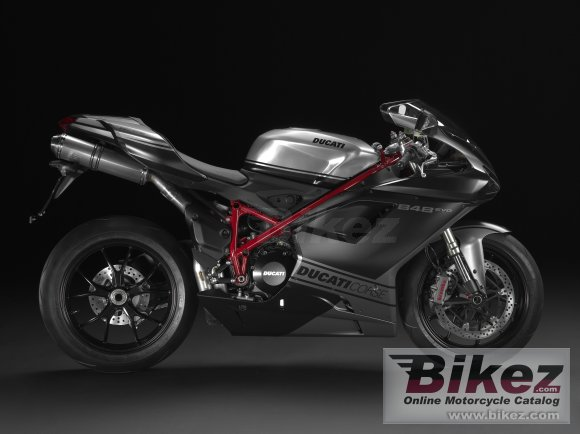 2013 Ducati 848 EVO Corse SE photo