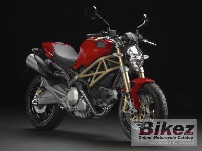 2013 Ducati Monster 696 20th Anniversary photo
