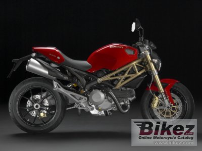 2013 Ducati Monster 796 20th Anniversary photo