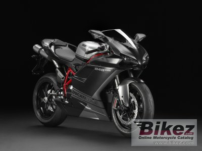 2013 Ducati 848 EVO Corse SE specifications and pictures