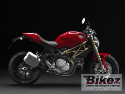 2013 Ducati Monster 1100 EVO 20th Anniversary