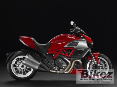2014 Ducati Diavel photo