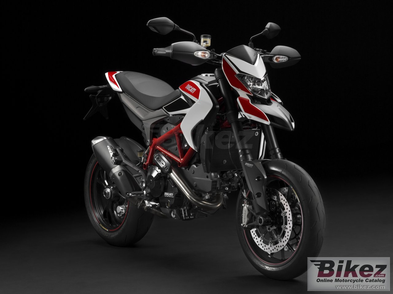 Big Ducati hypermotard sp picture and wallpaper from Bikez.com