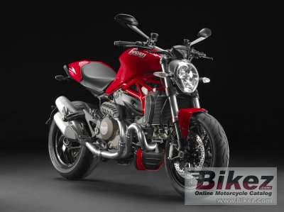 2014 Ducati Monster 1200 photo