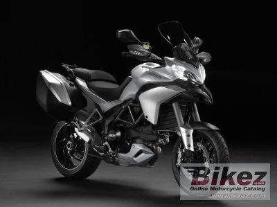 2014 Ducati Multistrada 1200 S Touring photo