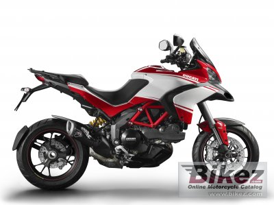 2014 Ducati Multistrada 1200 S Pikes Peak photo