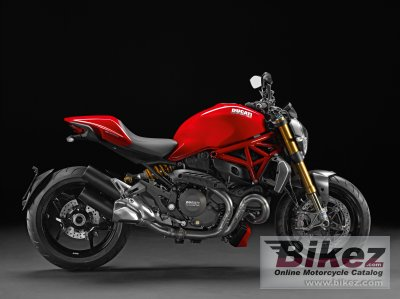 2014 Ducati Monster 1200 S photo