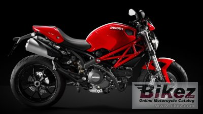 2014 Ducati Monster 796 Corse Stripe