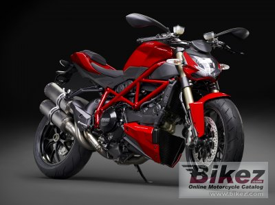 2014 Ducati Streetfighter 848 specifications and pictures