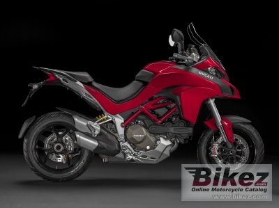 2015 Ducati Multistrada 1200 S D-Air