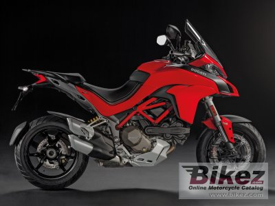 2016 Ducati Multistrada 1200 S D-Air
