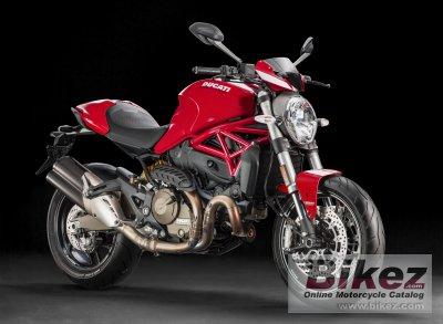 2017 Ducati Monster 821 Stripe