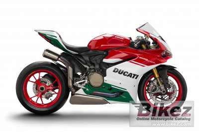 2018 Ducati Panigale 1299 R Final Edition