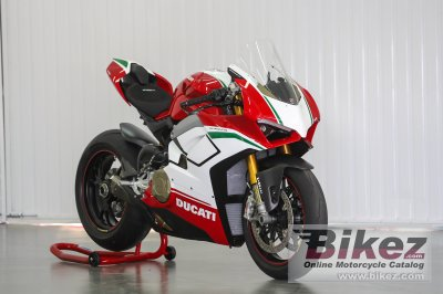 2019 Ducati Panigale V4 Speciale