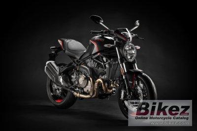 2020 Ducati Monster 821  Stealth