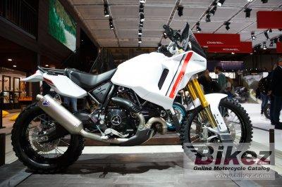 2020 Ducati Scrambler DesertX Concept