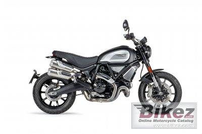 2021 Ducati Scrambler 1100 Dark Pro