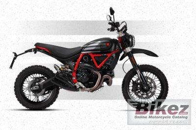 2021 Ducati Scrambler Desert Sled Fasthouse