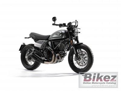 2021 Ducati Scrambler Nightshift
