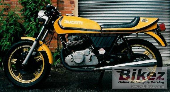 Ducati 350 S Desmo