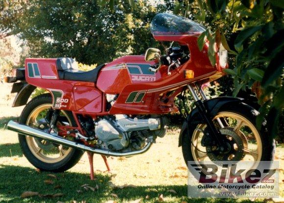 Ducati 600 SL Pantah