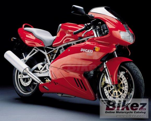 Ducati Supersport 800